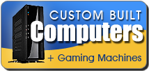 Specializing In Custom Computers | Gaming Computers